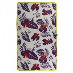 All In Beach Catch Towel exotic print