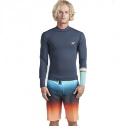 Billabong Top 2mm DBAH manches longues slate