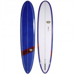 Longboard Venon Volute 9' Navy Red