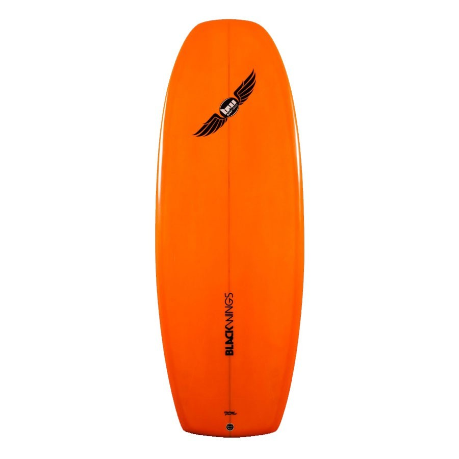 Black Wings Simmons Soap 5'2 Glass Tint