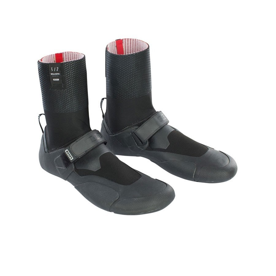 Chaussons ION Ballistic Boots 3/2mm - round toe