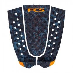Pad FCS T3 blue fleck orange