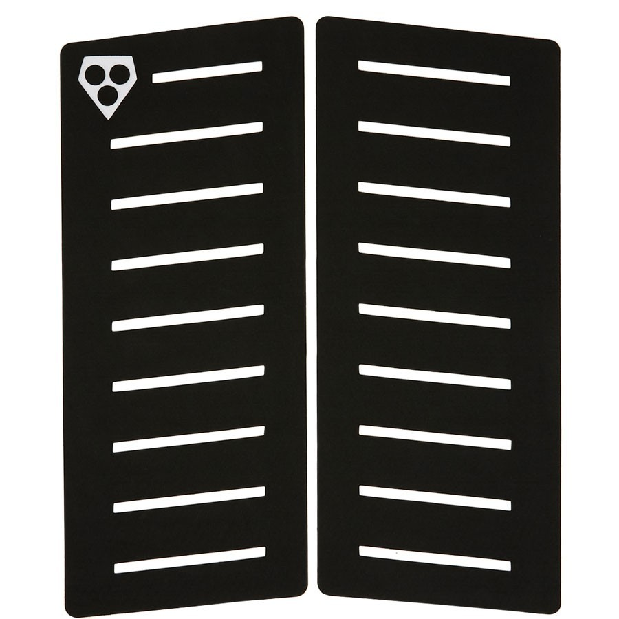 Flat Pad Gorilla Skinny Midle Deck black
