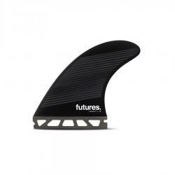 Futures Fins  F8 Legacy gray black