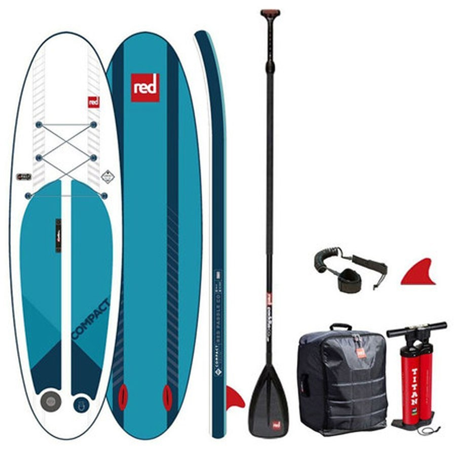 Red Paddle 9'6 compact