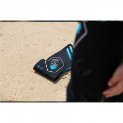 All In Salty Belt black turquoise