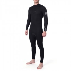 Combinaison Rip Curl Dawn Patrol 5/3 Back Zip black