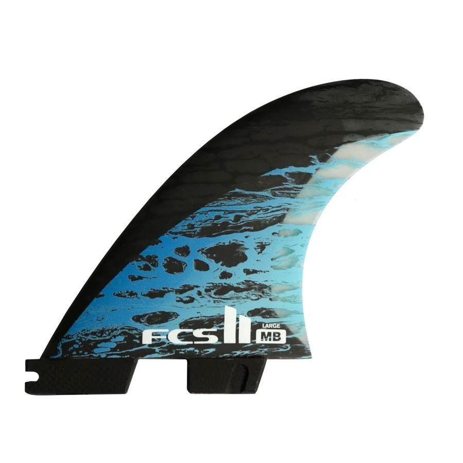 FCS II Matt Biolos  Performance Core Carbon  Large blue