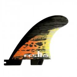 FCS II Matt Biolos  Performance Core Carbon  small orange