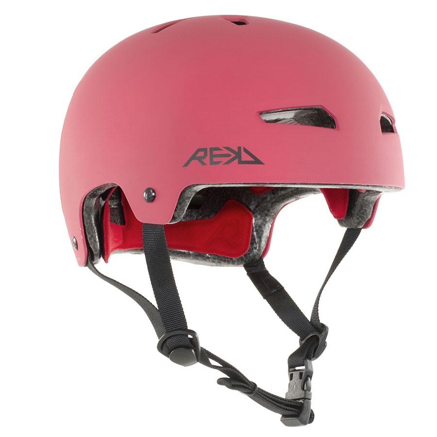 Casque Rekd Elite Helmet Red Black