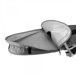Housse FCS Flight 3DxFit - Longboard 8'6'' - Charcoal