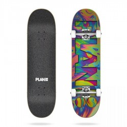 """Complete Plan B Team Psychedelic 7.75"""""""