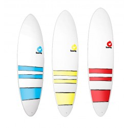 Planche de Surf Torq Mini Malibu Fun Bands
