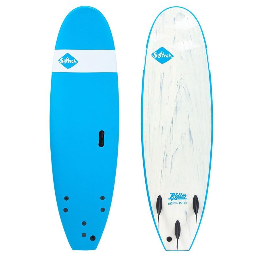 Softech 6'6 Roller blue
