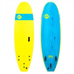 Softech 6'6 Roller ice yellow