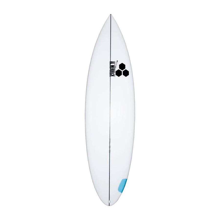 "Channel Island Surboards Happy 6'0"" round tail FCSII"