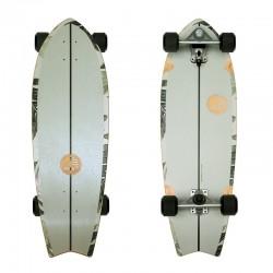 Surf Skate Slide Fish Pavones 32''