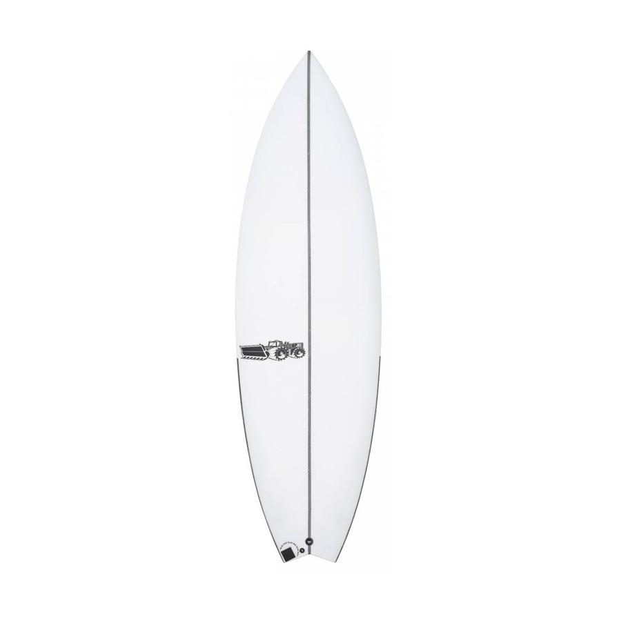 JS Black Box 3 Swallow Tail 5'8