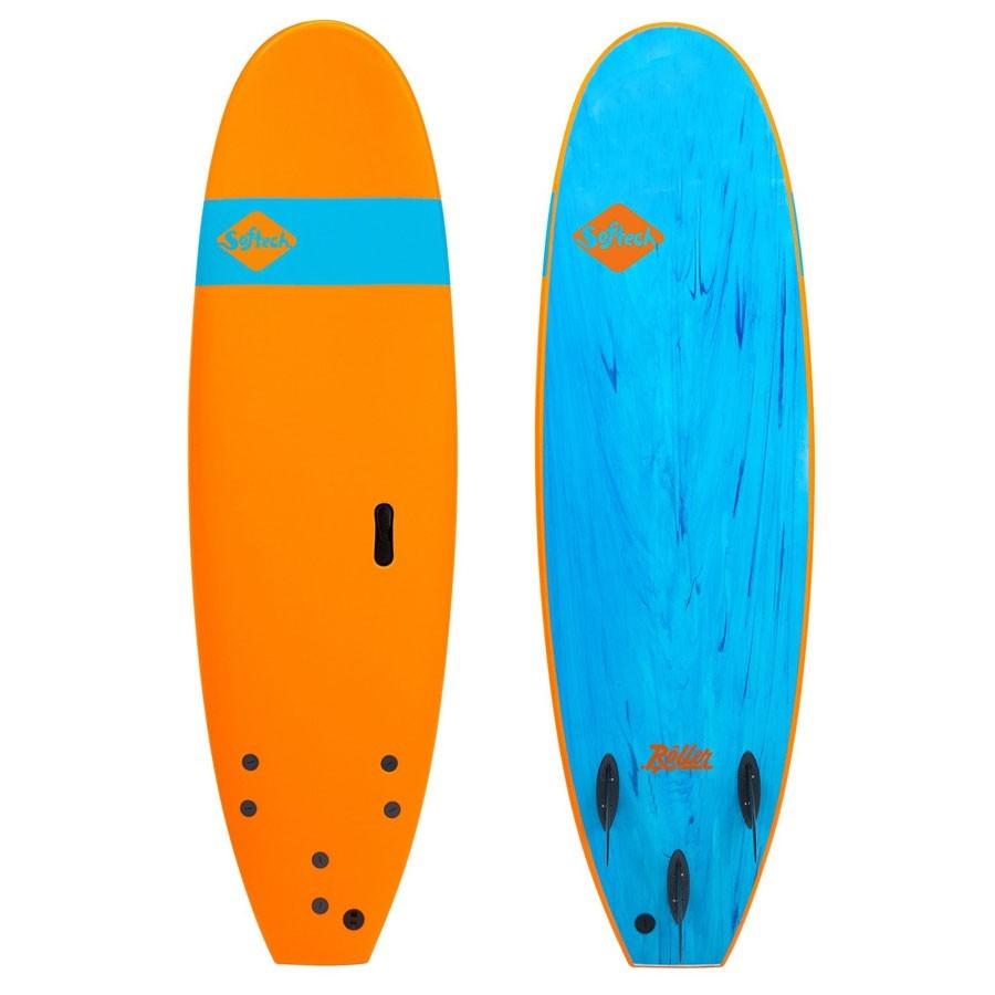 Softech 7'0 Roller Orange