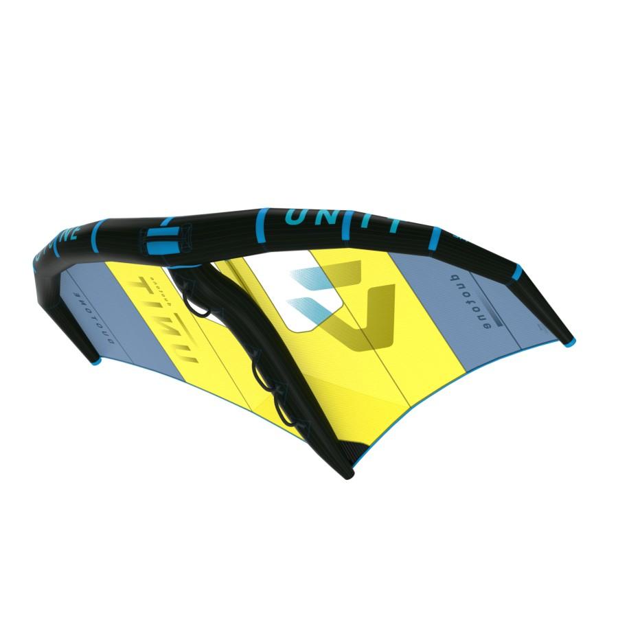 Wing Unit 5 blue yellow