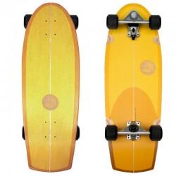 Surf Skate Quad Sunset 29''