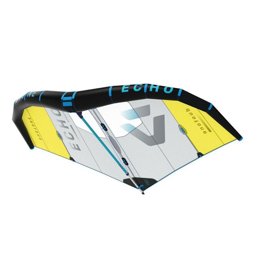 Duotone Foil Wing Echo 6m grey yellow