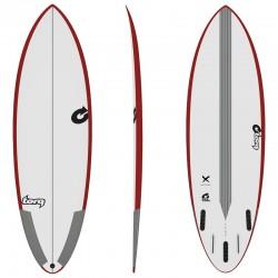 Planche de Surf Torq Tec 6'0 Multiplier Red
