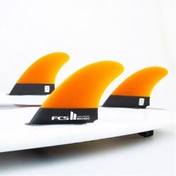 FCS II Rob Machado Tri-Keel medium