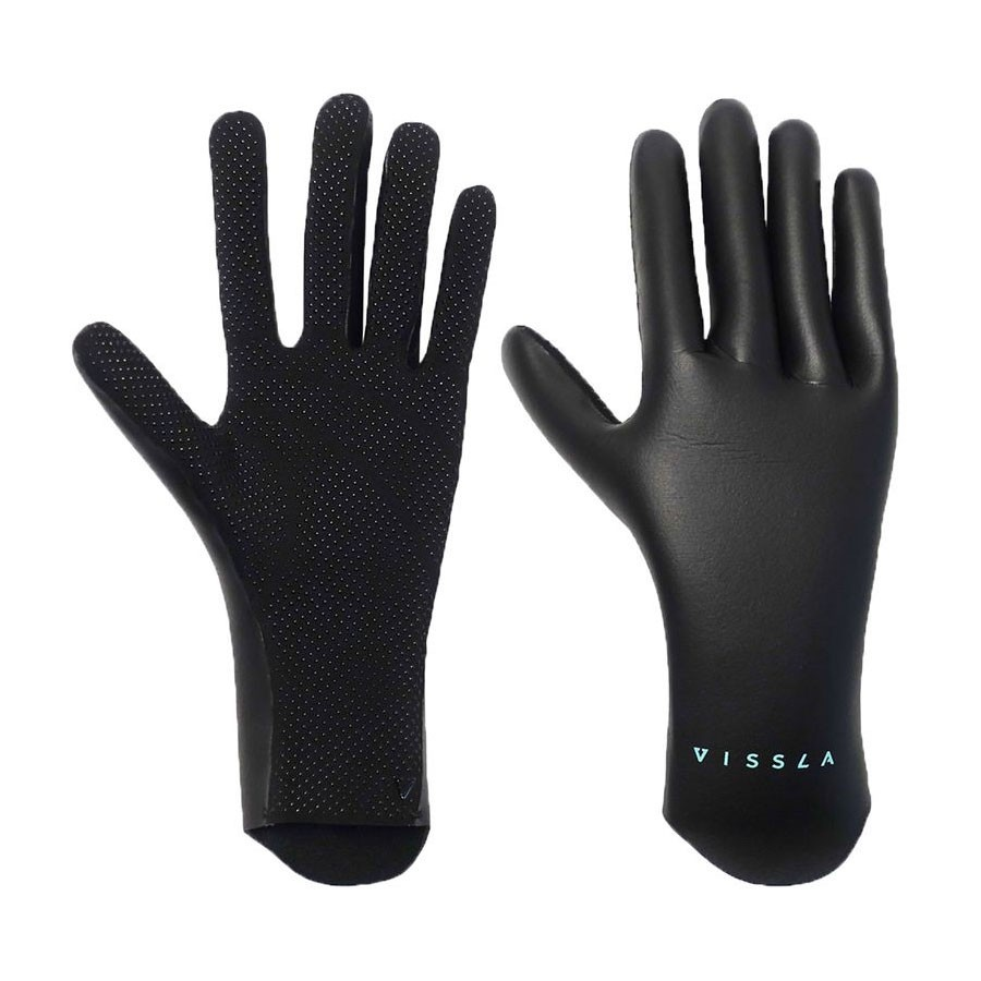 Vissla Gants High Seas 1.5mm black