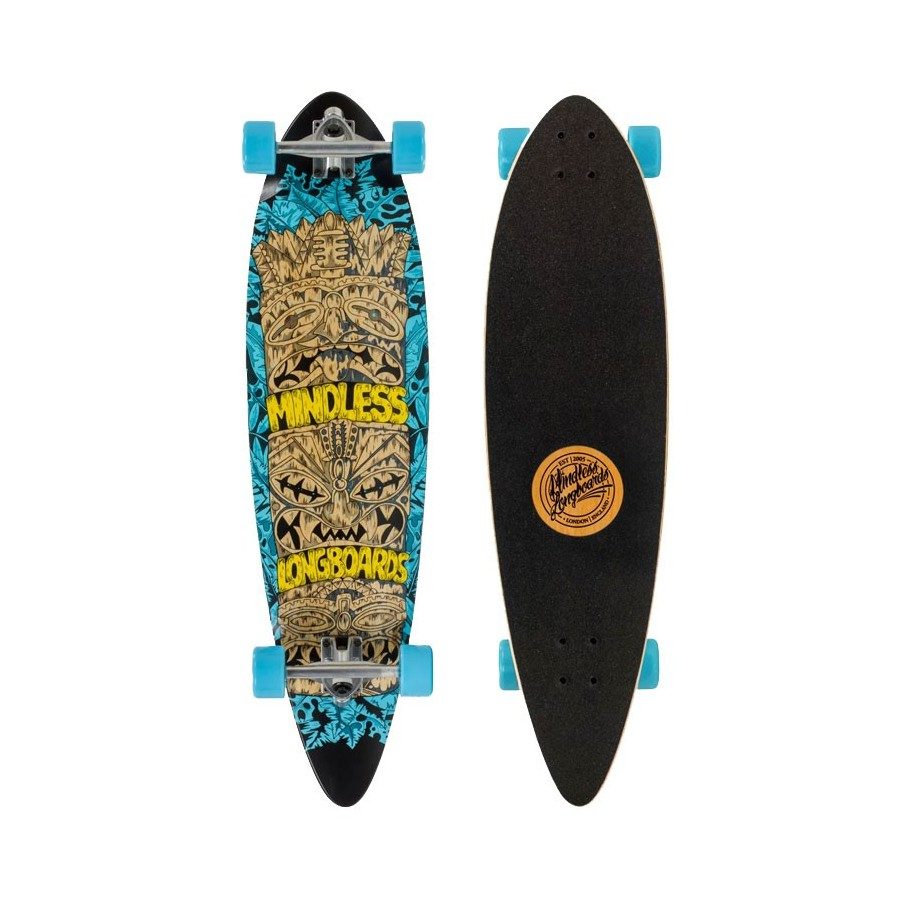 Longboard Mindless Tribal Rogue IV 38'' Blue