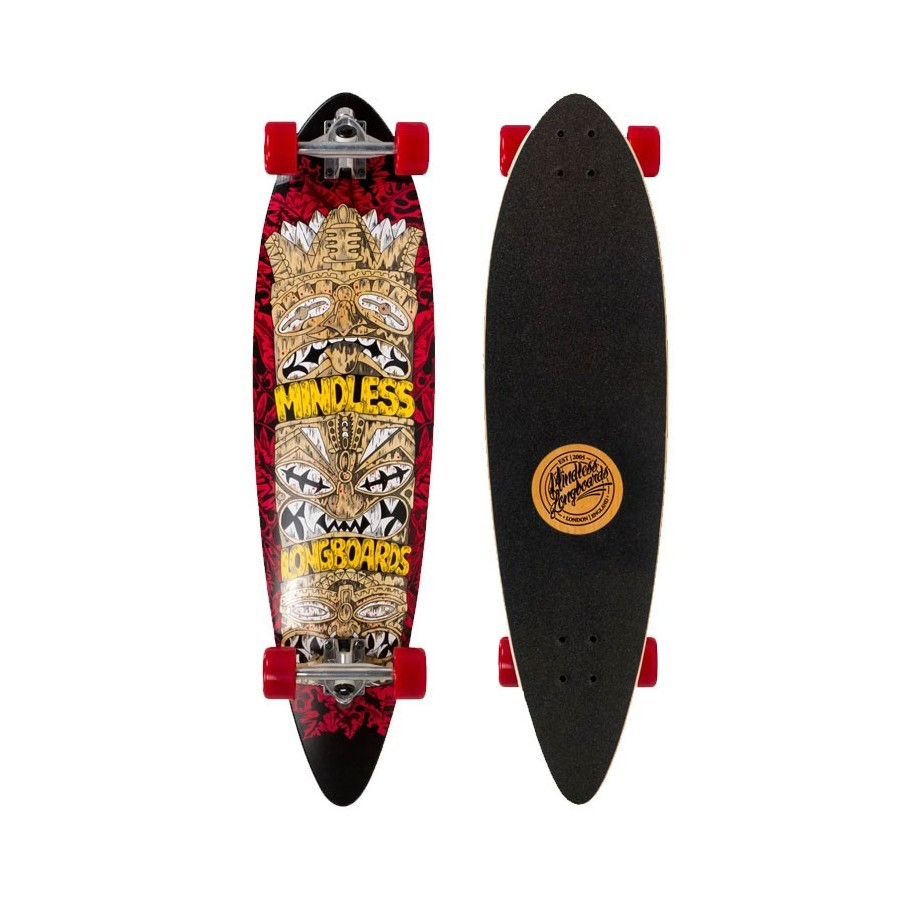 Longboard Mindless Tribal Rogue IV 38'' Red