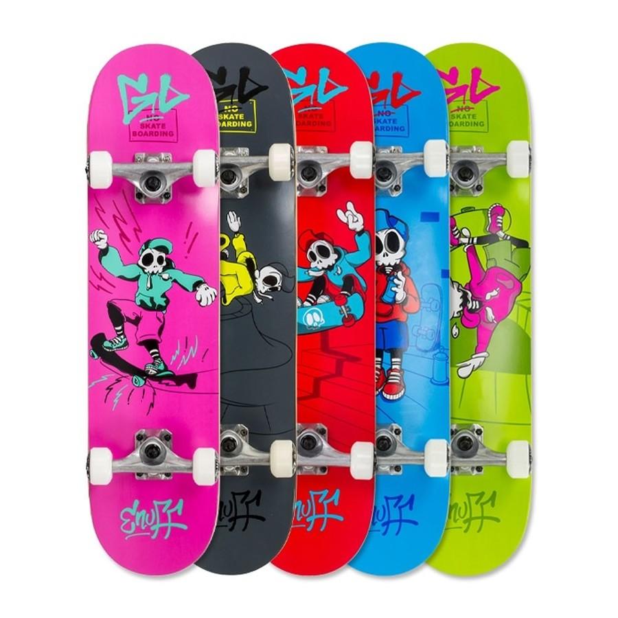 "Skateboard Enuff Skully Mini 7.75"""