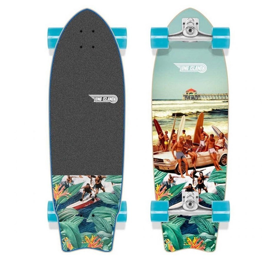 "Surfskate Long Island Pier 31"""