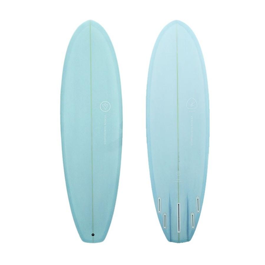 Planche de Surf Venon Quokka 6'6 blue