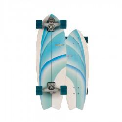 """Surfskate Carver Complet Emerald Peak 30"""" C7"""