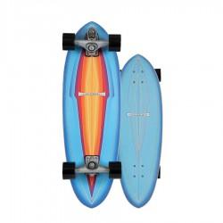 """Surfskate Carver Complete Blue Haze 31"""" C7"""