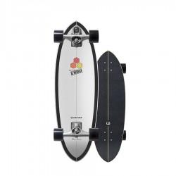 """Surf Skate Carver Complet Channel Island BLACK BEAUTY 31,75"""""""