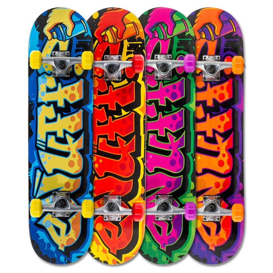 "Skateboard Enuff Graffity II 7.75"""