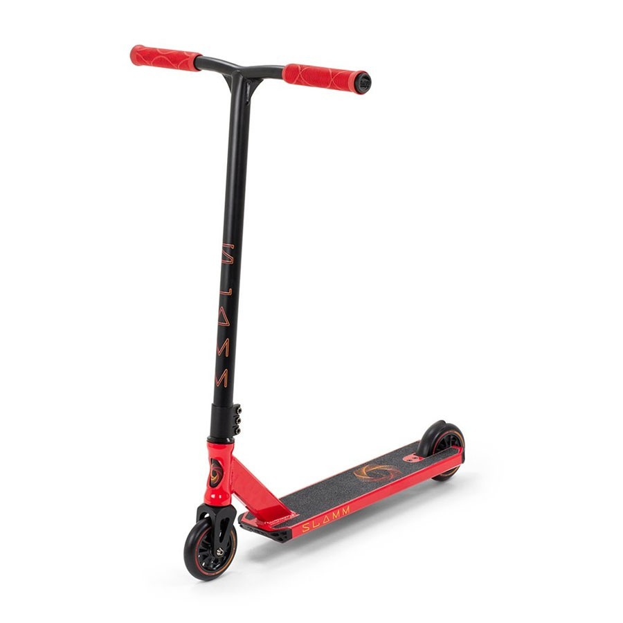 Trottinette Slamm Urban V8 Red
