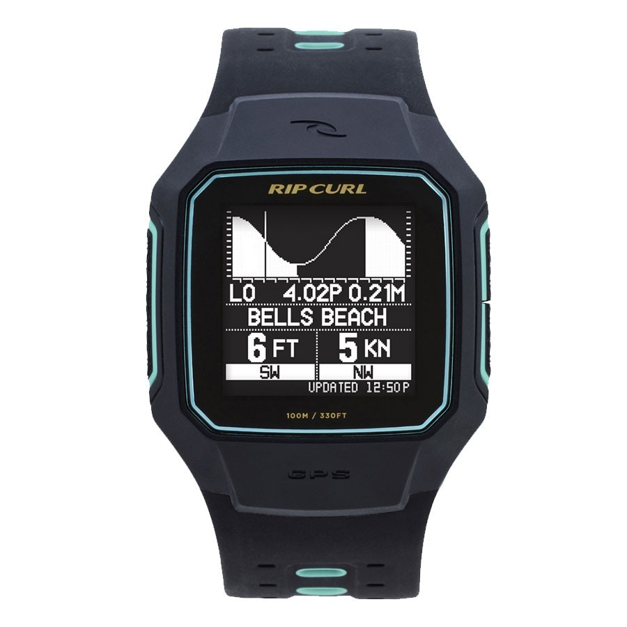 Rip Curl Search GPS II Mint face