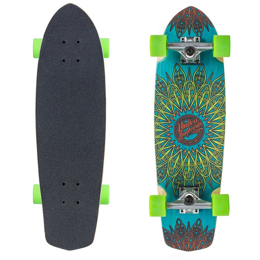 "Cruiser Mindless Mandala 28"" Blue"