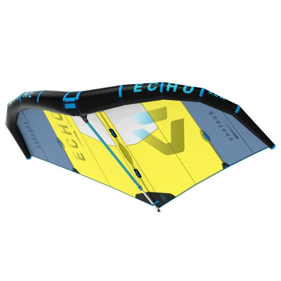Duotone Foil Wing Echo 4m blue yellow