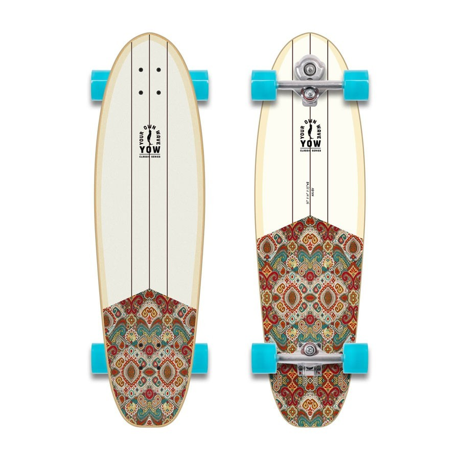 "YOW Surfskate Malibu 36"" S5"