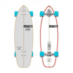 """YOW Surfskate Pyzel The Ghost 33.5"""" S5"""
