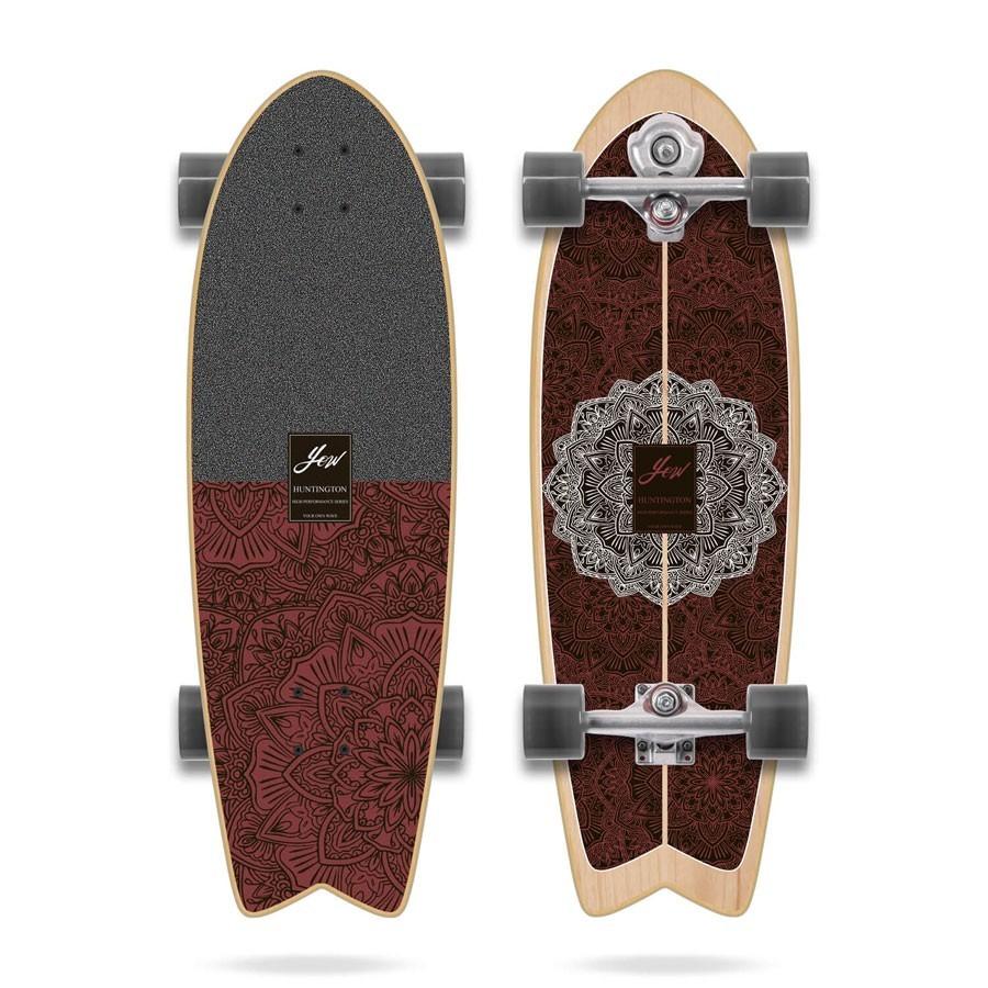 "YOW Surfskate Huntington Beach 30"" S4"