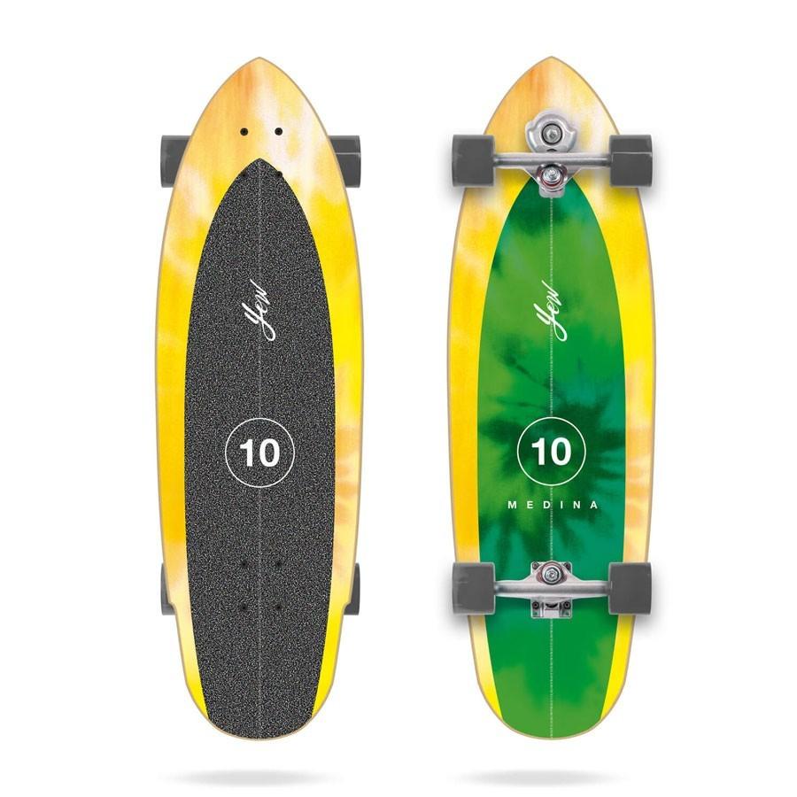 "YOW Surfskate Medina Tie Dye 33"" S5"