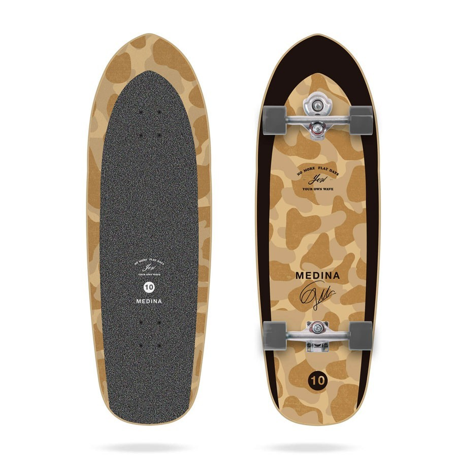 "YOW Surfskate Medina Camo 33.5"" S5"