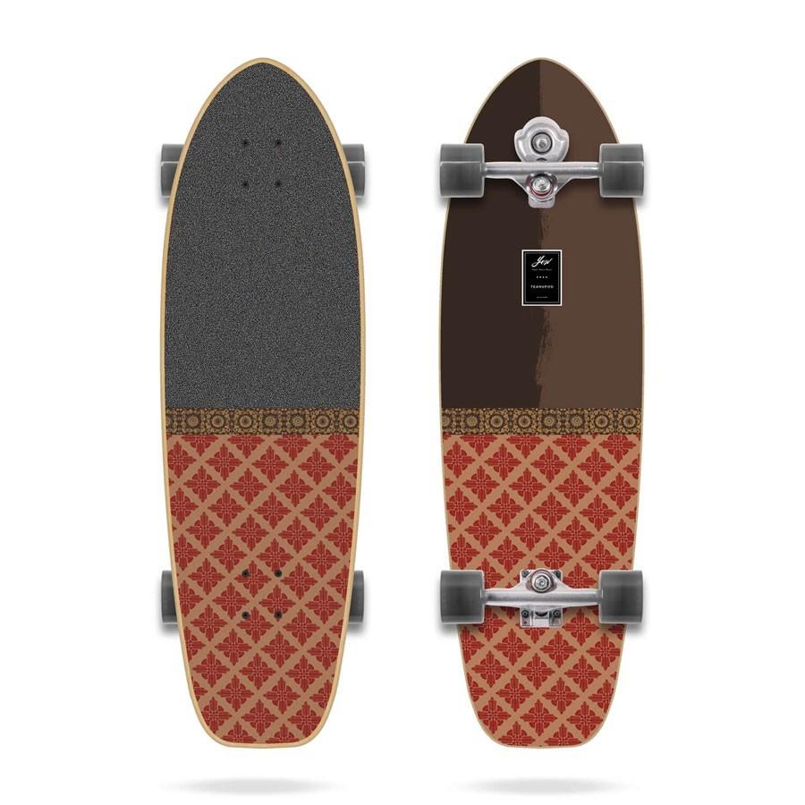 "YOW Surfskate Teahupoo 34"" S5"