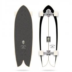 Surfskate Yow x Christenson C-Hawk 33'' Meraki S5