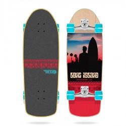 """Surfskate Long Island Dawn 29.8"""""""